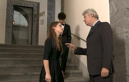 Chiara, Giancarlo e Nunzio - Un posto al sole