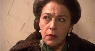 Maria Bouzas è Donna Francisca ne Il segreto