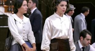 Aurora e Gregoria, telenovela Il Segreto