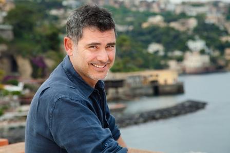 Peppe Zarbo è Franco Boschi a Un posto al sole