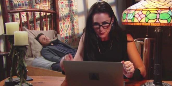 Quinn rapisce Liam - Beautiful