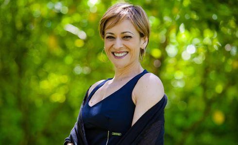 Luisa Amatucci è Silvia a Un posto al sole