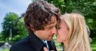 Sebastian e Luisa innamorati - Tempesta d'amore
