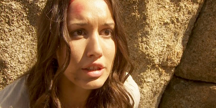 Aurora Castro (Ariadna Gaya) - Il segreto