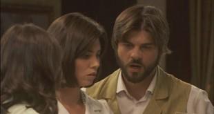 Aurora, Maria e Gonzalo - Il segreto