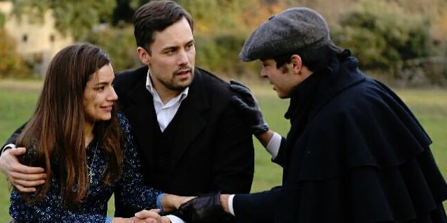 Manuela, German e Pablo - Una vita