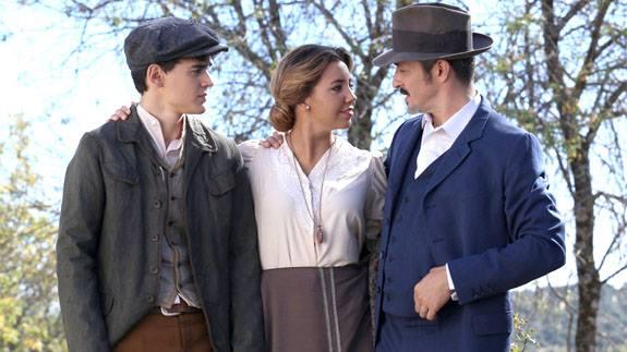 Matias, Emilia e Alfonso - Il segreto