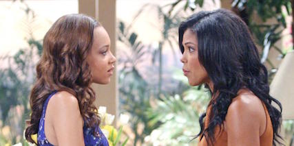 Nicole e Maya - Beautiful anticipazioni (credits: SEAN SMITH / JPI)