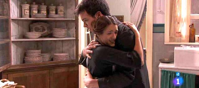 Pablo chiede a Casilda di sposarlo - Una vita