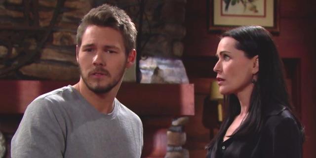 Quinn e Liam (Scott Clifton e Rena Sofer) - Beautiful