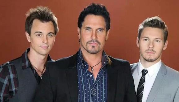 Wyatt, Bill e Liam Spencer - Beautiful