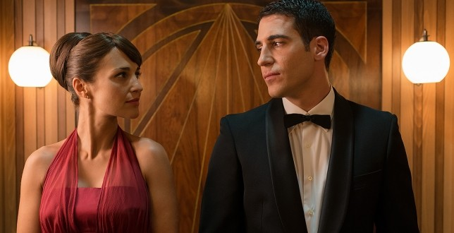 Riassunto fiction VELVET (Alberto e Ana)