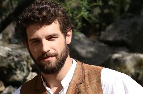 L'attore Francisco Ortiz è BOSCO nella telenovela Il segreto