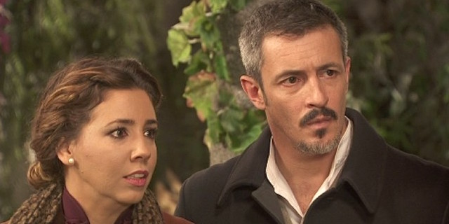 Emilia e Alfonso de Il segreto