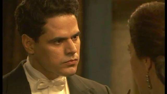 Leonardo (il finto Tristan junior) - Il segreto