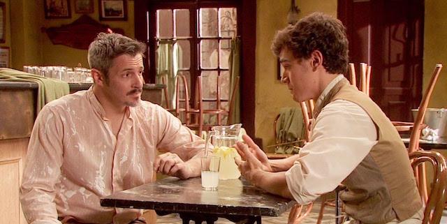 Matias e Alfonso - Il segreto trame