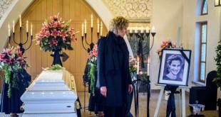 Tempesta d'amore, Il funerale di Poppy - ARD/Christof Arnold