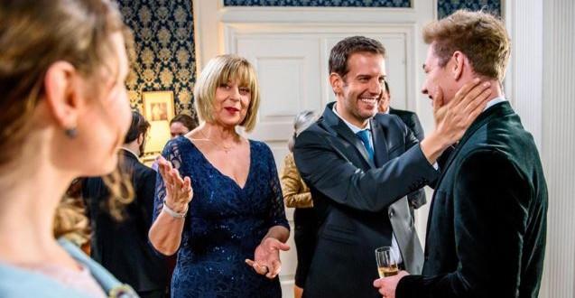 Tempesta d'amore: Norman decide di partire con Anni - ARD Christof Arnold