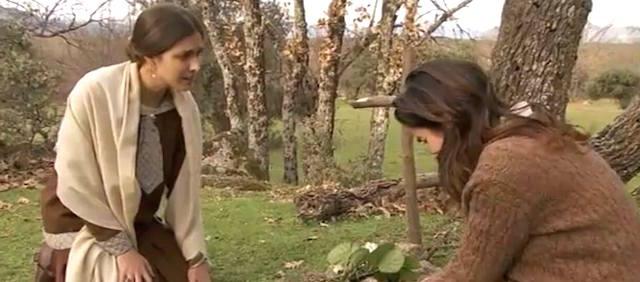 AMALIA e INES nella telenovela Il segreto - anticipazioni