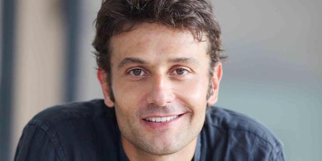 Bernardo Casertano interpreta Fabrizio Cesarano a Un posto al sole