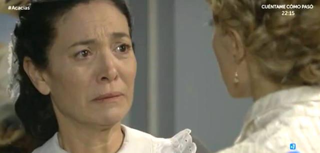"""Fabiana a Cayetana: """"Sì, sono tua madre!"""" - Una vita anticipazioni"""