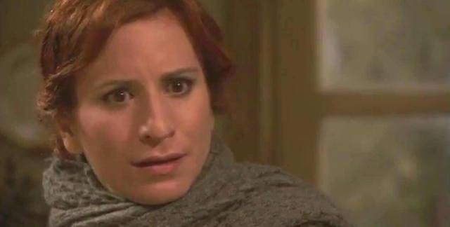 FE, l'inserviente di Donna Francisca (telenovela Il segreto)