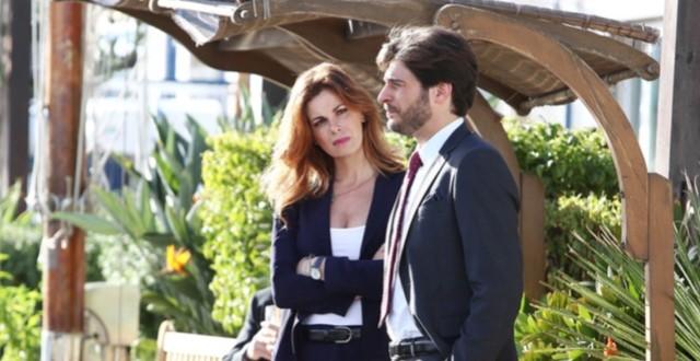 Vanessa Incontrada e Lino Guanciale - Fiction NON DIRLO AL MIO CAPO