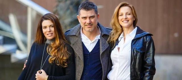 Franco, Angela e Giovanna - Un posto al sole