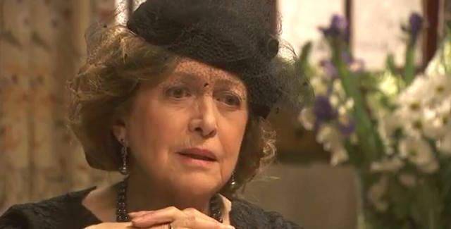 FUENSANTA, madre di Nicolas - Il segreto anticipazioni