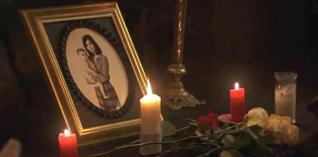 Il segreto: il funerale di Maria ed Esperanza