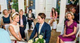 Luisa sposa David © ARD Christof Arnold