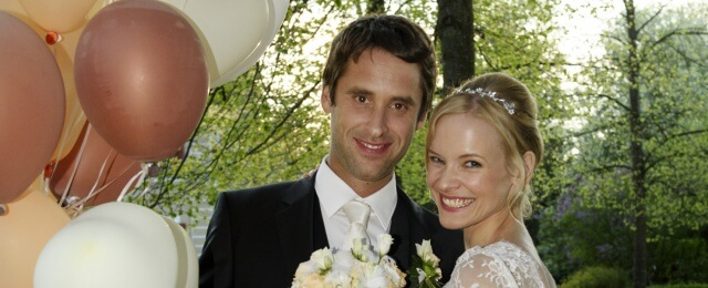 Tempesta dìamore: Matrimonio di Luisa e Sebastian © ARD/Christof Arnold