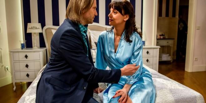 Michael e Friederike - Tempesta d'amore © ARD Christof Arnold