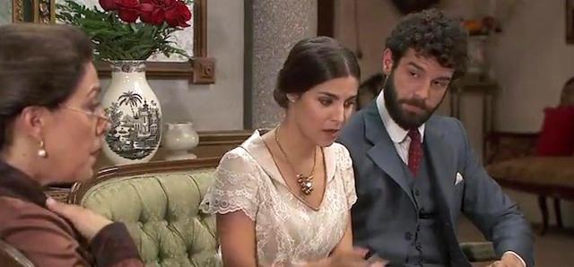 Amalia e Bosco - Il segreto trame