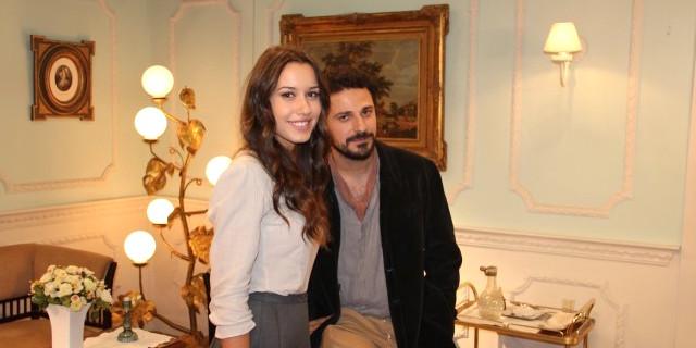 Aurora e Conrado - Il Segreto (Antena 3)