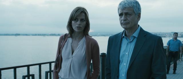 Fabrizio Bentivoglio e Claudia Pandolfi - Romanzo siciliano