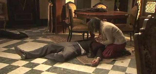 La morte di Conrado Buenaventura a Il Segreto