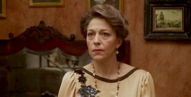 Donna Francisca Montenegro - Telenovela Il segreto