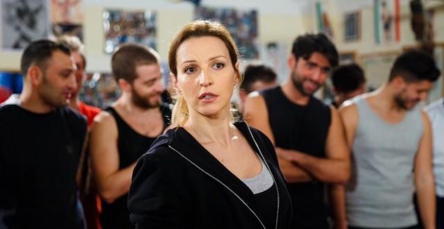 Clotilde Sabatino (Giovanna) - Un posto al sole trame