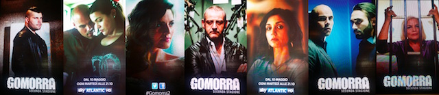 GOMORRA 2 cast