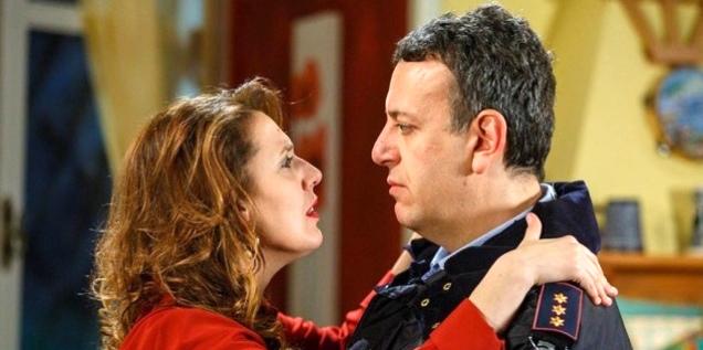 Cinzia e Guido - Un posto al sole (Veronica Mazza e Germano Bellavia)