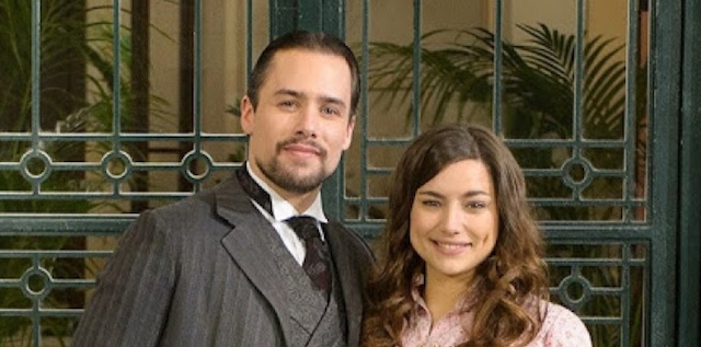 Manuela e German - Acacias 38 (Una vita)