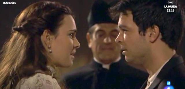 Il matrimonio di Pablo e Leonor - Anticipazioni Una vita