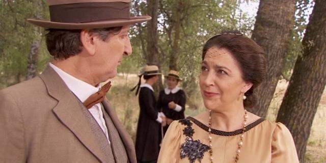 Melchor e Donna Francisca - Il segreto trame