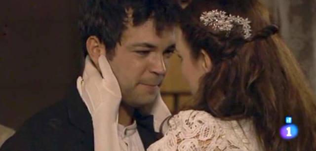 Trame una vita: Leonor e Pablo felici, i due ragazzi si sposano!
