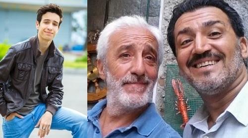 Patrizio, Raffaele ed Omar - Un posto al sole trame