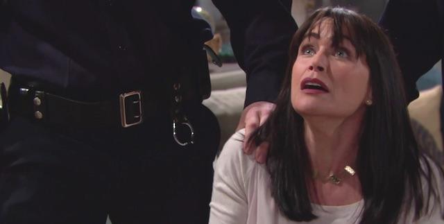 Quinn arrestata - Beautiful anticipazioni