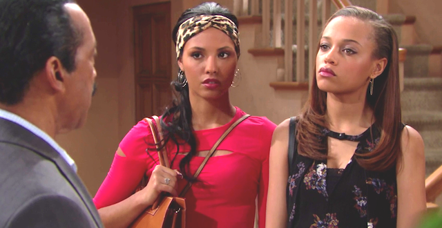 Sasha, Nicole e Julius - Beautiful anticipazioni