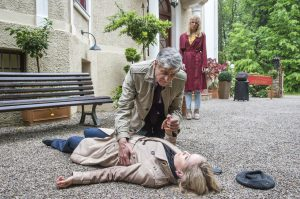 Beatrice in fin di vita, Tempesta d'amore © ARD Christof Arnold