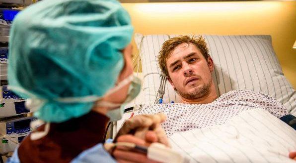 Norman rischia di morire © ARD Christof Arnold